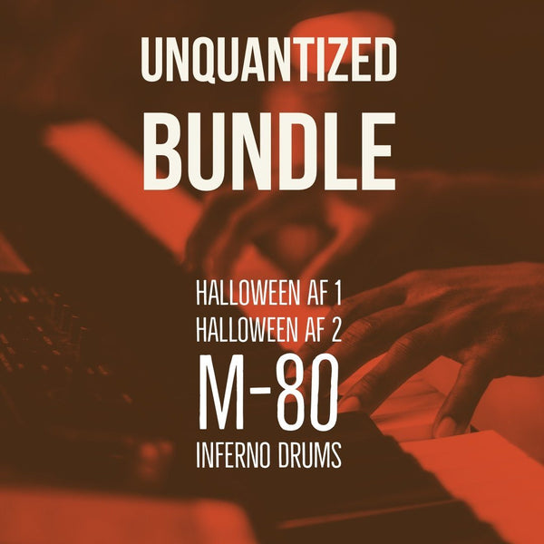 UnQuantized Vault Bundle - The Producer Kit
