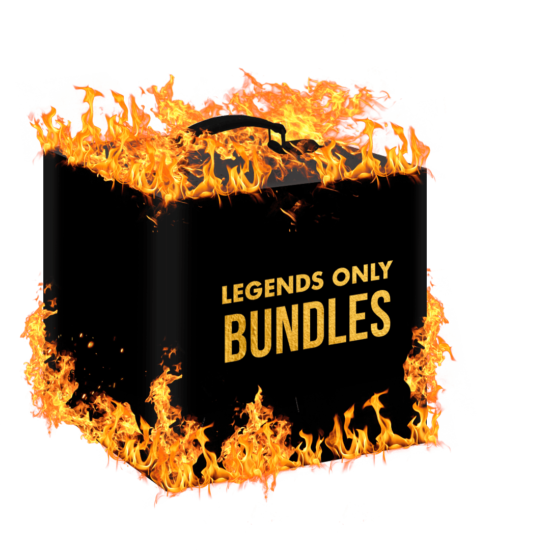 LEGENDS ONLY BUNDLE (Every Kit) - The Producer Kit