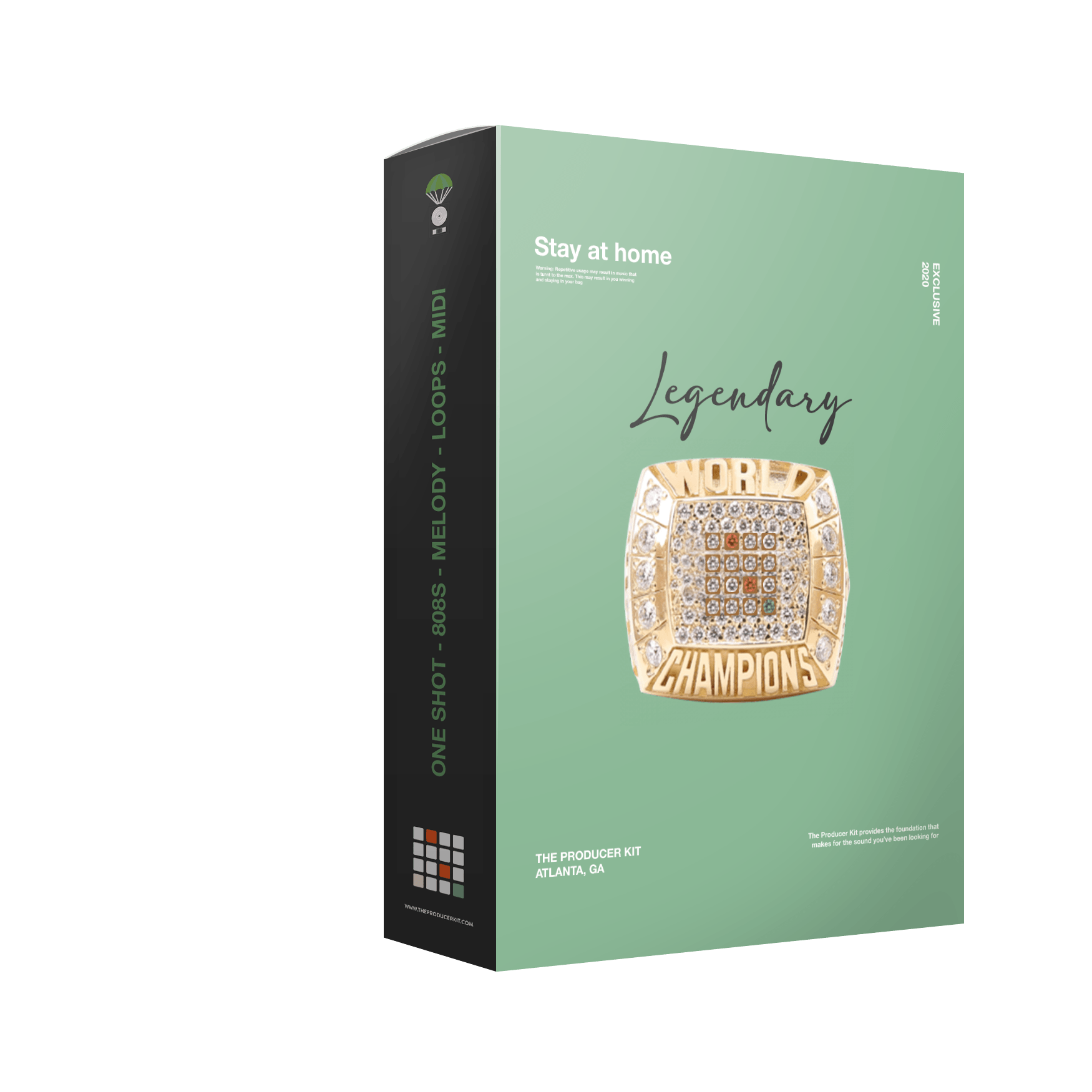 LEGENDARY LOOPS - The Producer Kit