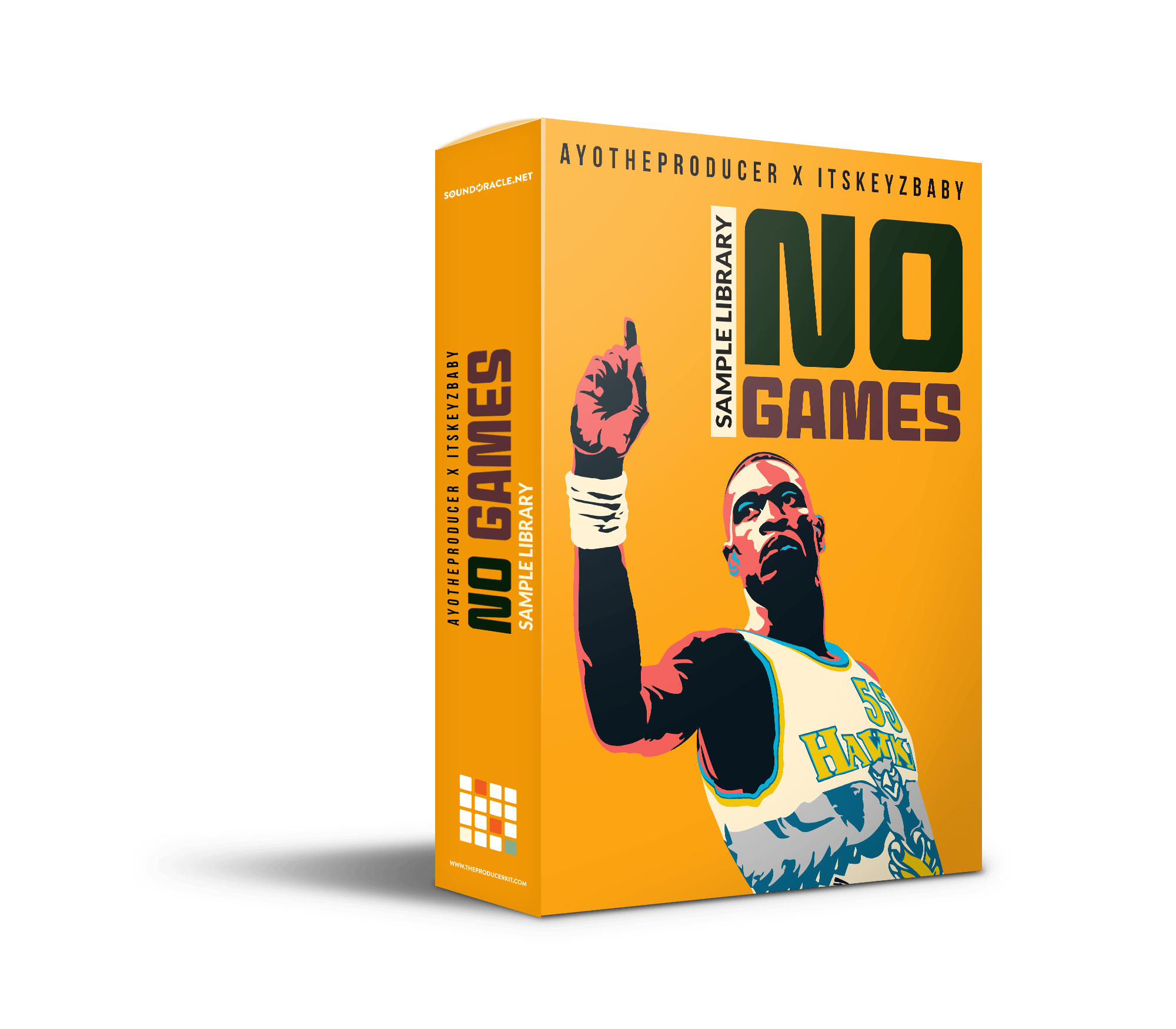 No Games (Ayo N Keyz Official Kit) - The Producer Kit