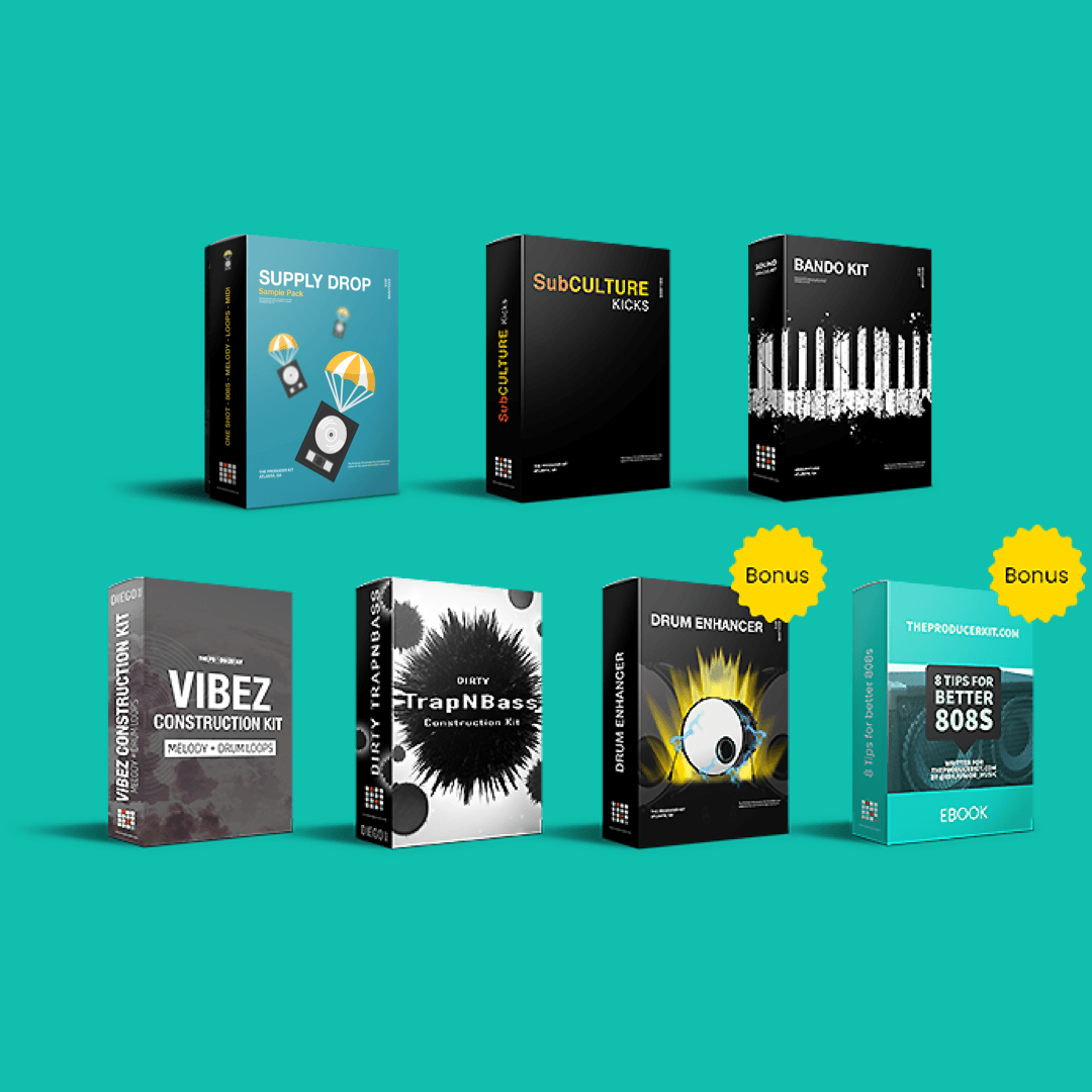 INTRO BUNDLE - The Producer Kit