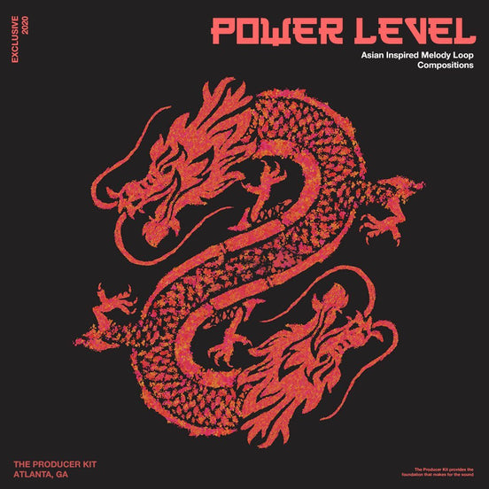 Power Level Melody Loops - The Producer Kit