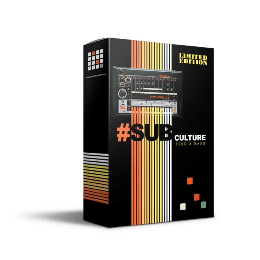 Sub Culture 1 (808s) - The Producer Kit