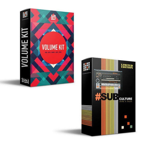 Sub Culture x Volume - The Producer Kit