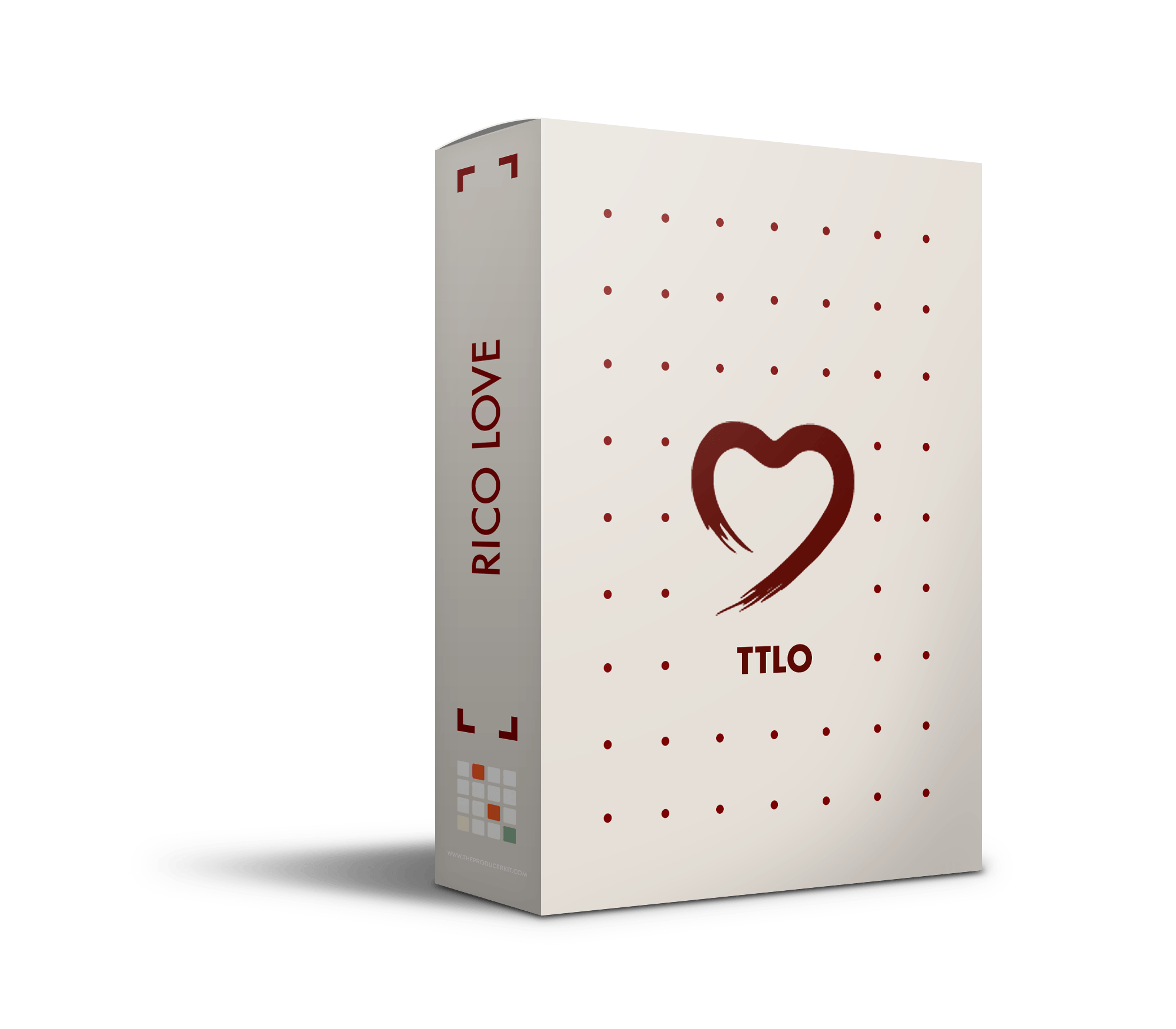 TTLO KIT: Rico Love Official Sample Pack - The Producer Kit