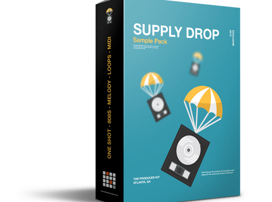 Supply Drop - The Producer Kit