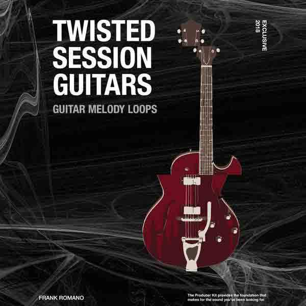 Twisted Session Guitars: Guitar Sample Pack - The Producer Kit
