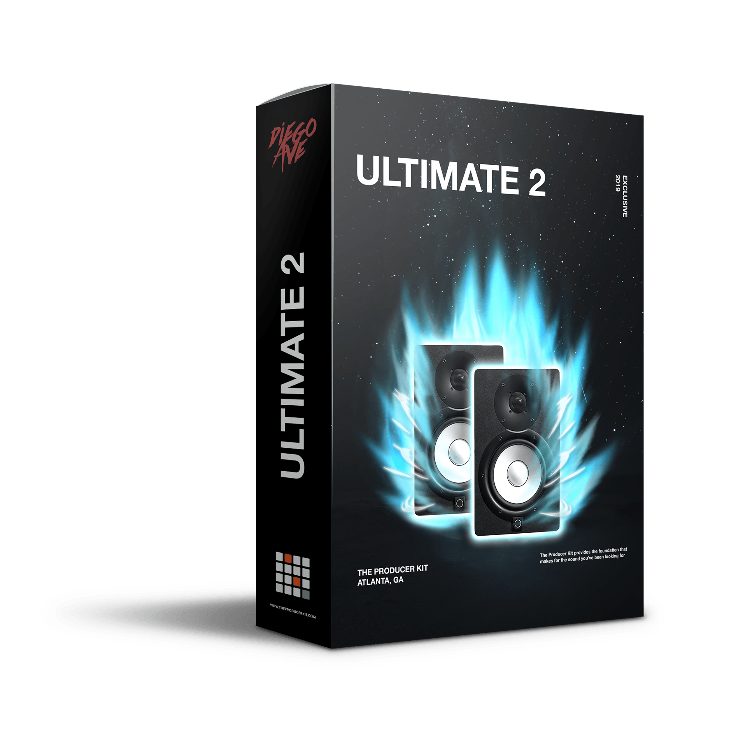 Ultimate 2: Trap Sample Pack - The Producer Kit