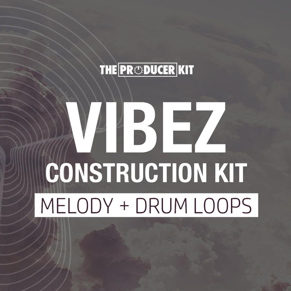 Vibez Construction Kit - The Producer Kit
