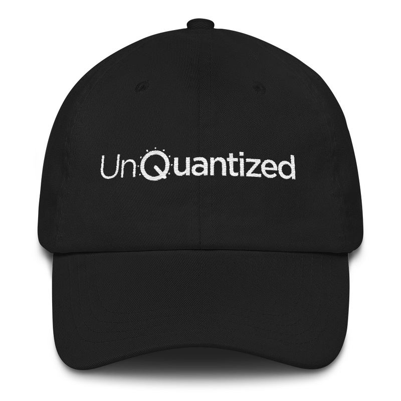 UnQuantized Dad Hat - The Producer Kit