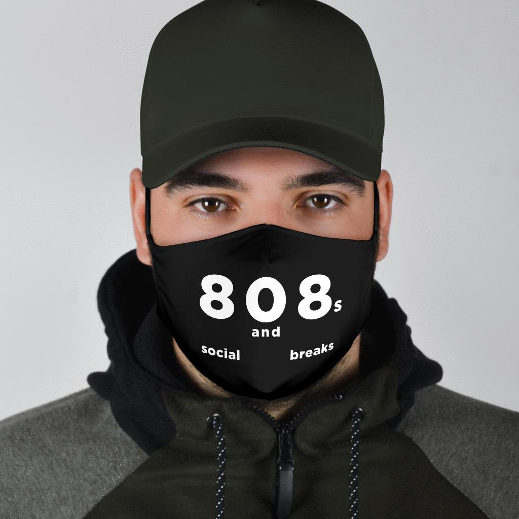 808s FACE MASK - The Producer Kit