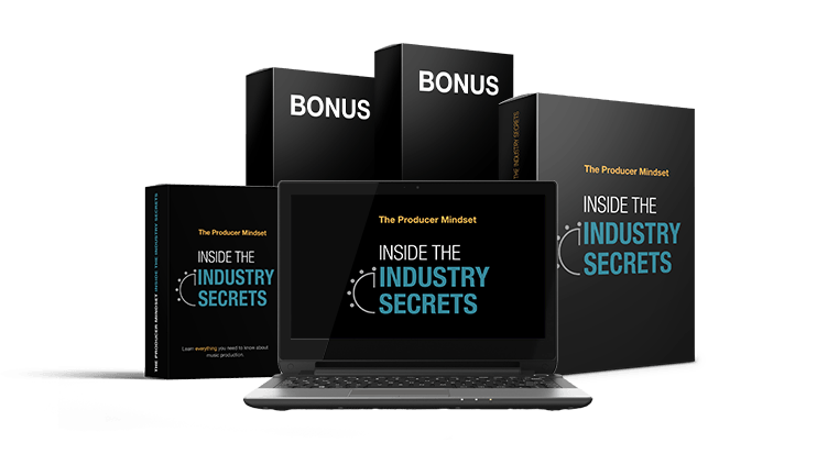 The Producer Mindset - Inside the Industry Secrets  Music Production Course - The Producer Kit