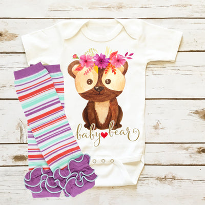 Baby Bear| Infant Girl - Cassidy's Closet - 1