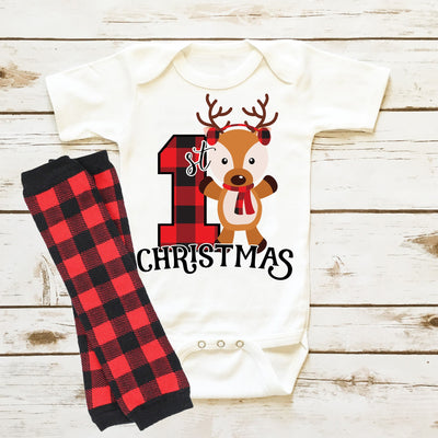 First Christmas | Infant Boy - Cassidy's Closet - 1