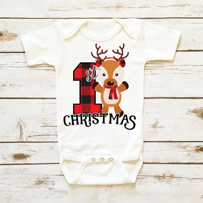 First Christmas | Infant Boy - Cassidy's Closet - 2
