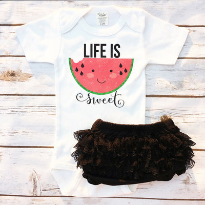 Life Is Sweet - Baby Clothes - Cassidy's Closet