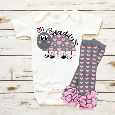 Baby Clothes - Personalized Love Bug | Infant