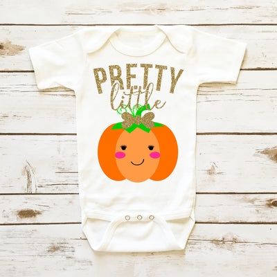 Pretty Little Pumpkin | Infant - Cassidy's Closet - 2