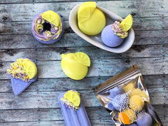 Love Lemon Lavender Bath Collection