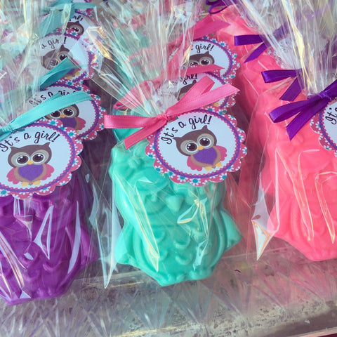 Owl Soap Party Favors