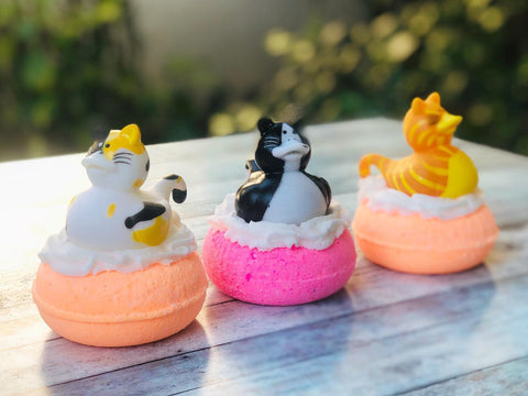 Kitty Duck Bath Bomb