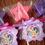 Star Wand Soap Favors