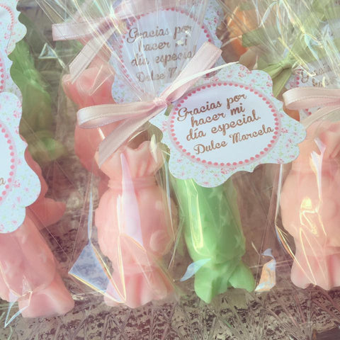 Candy Soap Favors