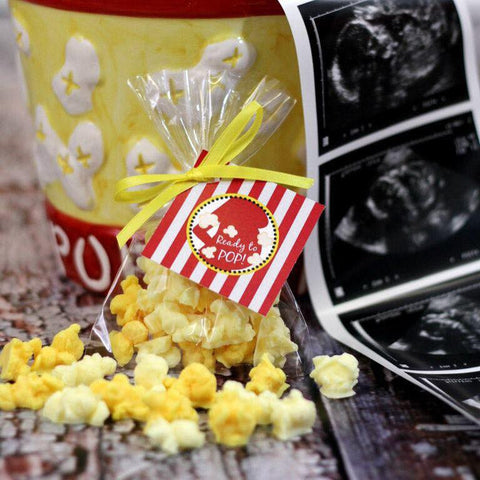 Popcorn Soap Favors