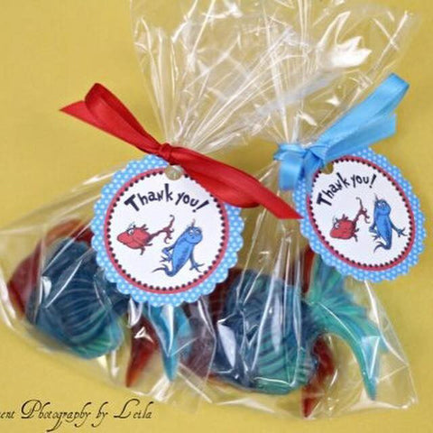 Fish Soap Favors
