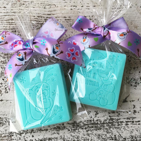 Frozen Olaf Soap Favors - Favors By Angelique