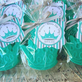 Crown Soap Favors
