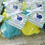 Whale Soap Favors