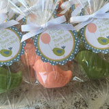 Bird Soap Favors