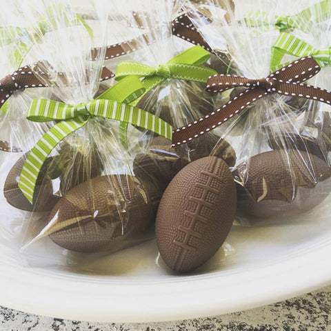 Football Soap Favors - Favors By Angelique