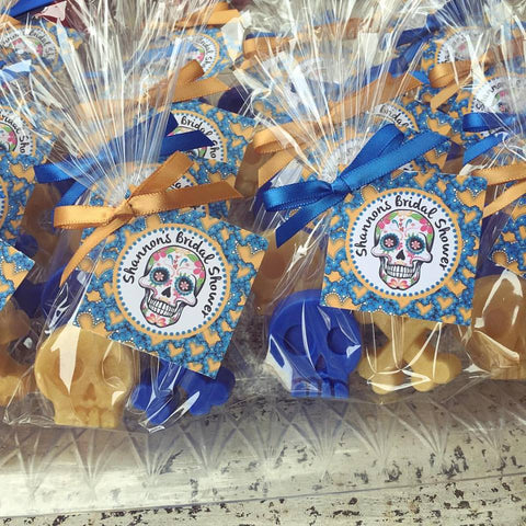 Skull and Crossbones Soap Party Favors - Favors By Angelique