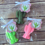Cactus Soap Party Favors - Favors By Angelique