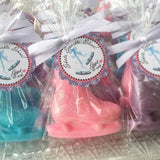 Ice Skate Soap Favors