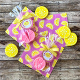 Lemon Soap Party Favors - Favors By Angelique