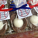 Baseball Soap Favors - Favors By Angelique