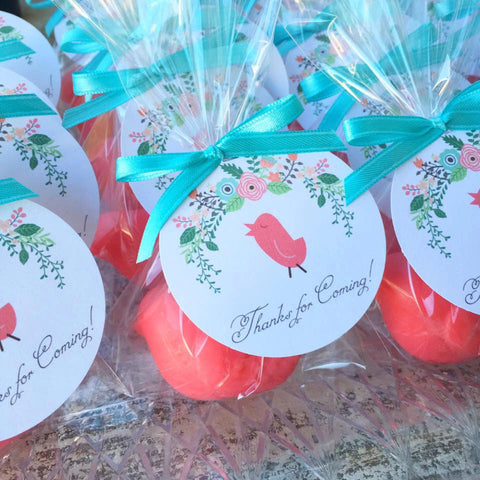 Bird Soap Favors - Favors By Angelique