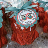 Owl Soap Favors