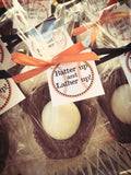 Baseball Soap Favors