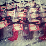 Cowboy or Cowgirl Boot Soap Favors