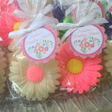 Daisy Soap Favors - Favors By Angelique