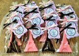 Eiffel Soap Favors