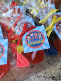 Superhero Soap Favors - Favors By Angelique
