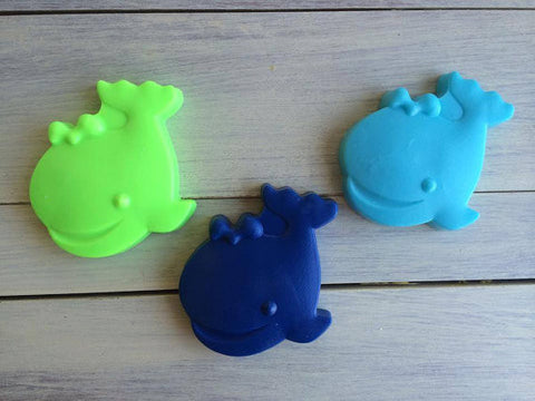 Whale Soap Favors - Favors By Angelique