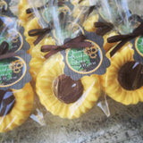 Sunflower Soap Favors