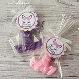 Unicorn Soap Favors - Favors By Angelique