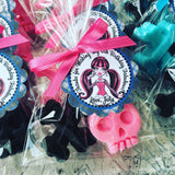 Skull & Crossbone Soap Favors